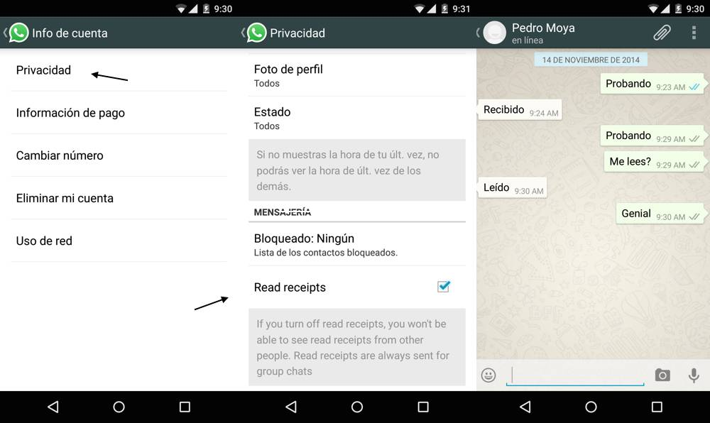 WhatsApp trucos secretos 4