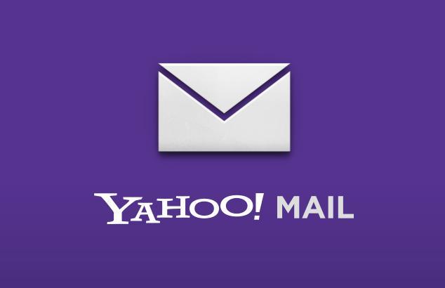 Yahoo correo electrónico 1