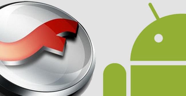adobe flash en android