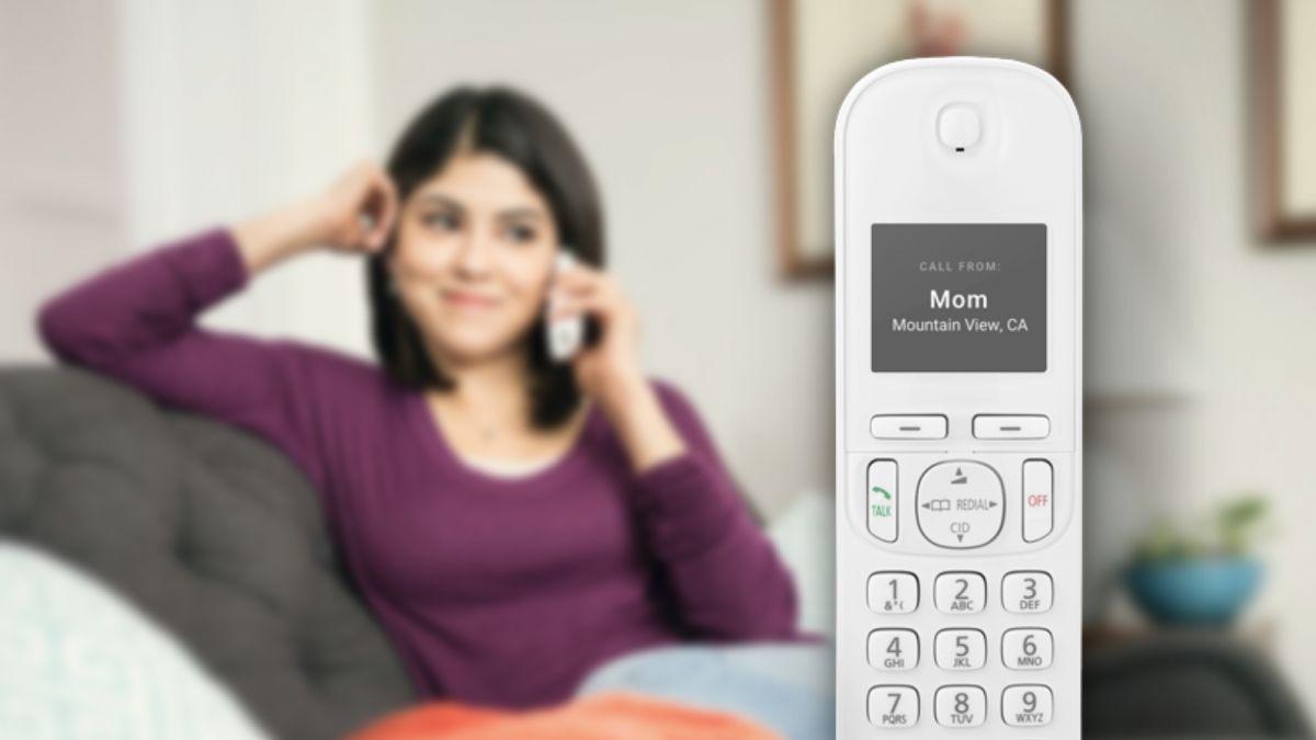 fiber phone