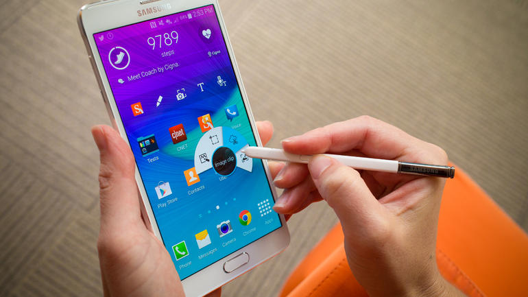 galaxy note 4 con android marshmallow