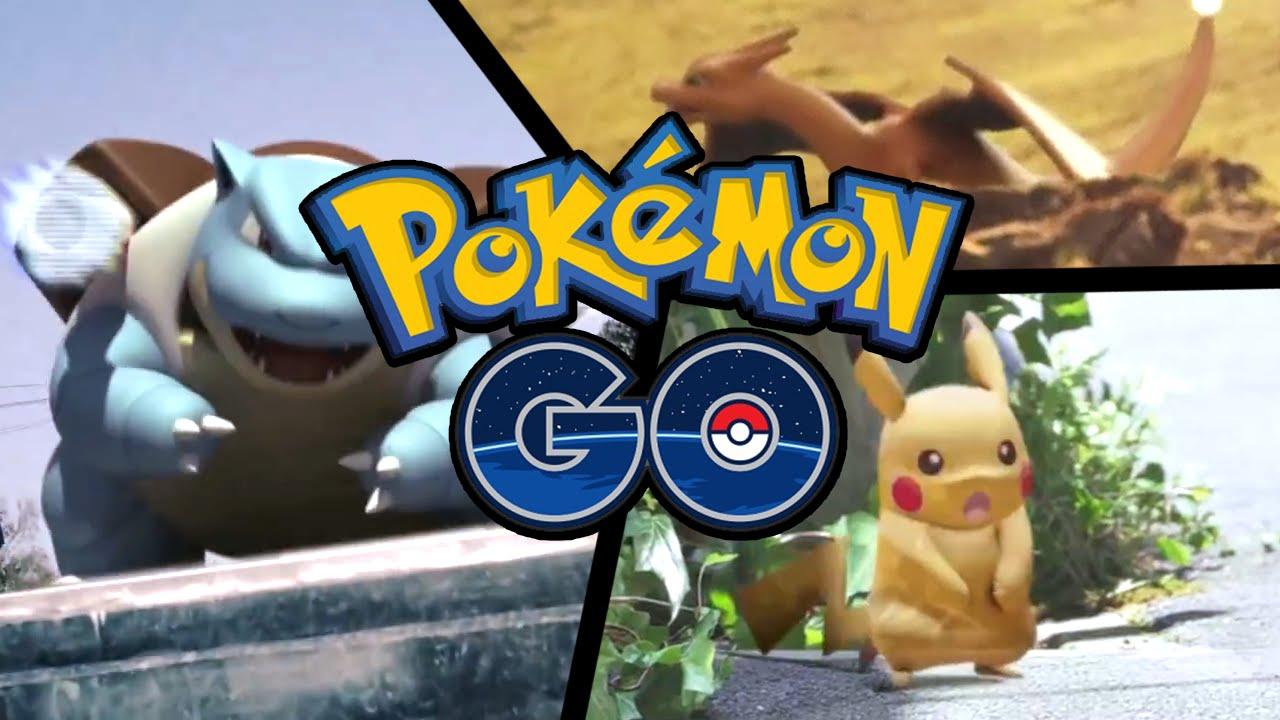 Premios según el nivel en Pokémon Go