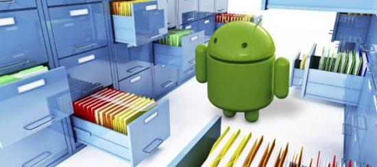 recuperar datos borrados android