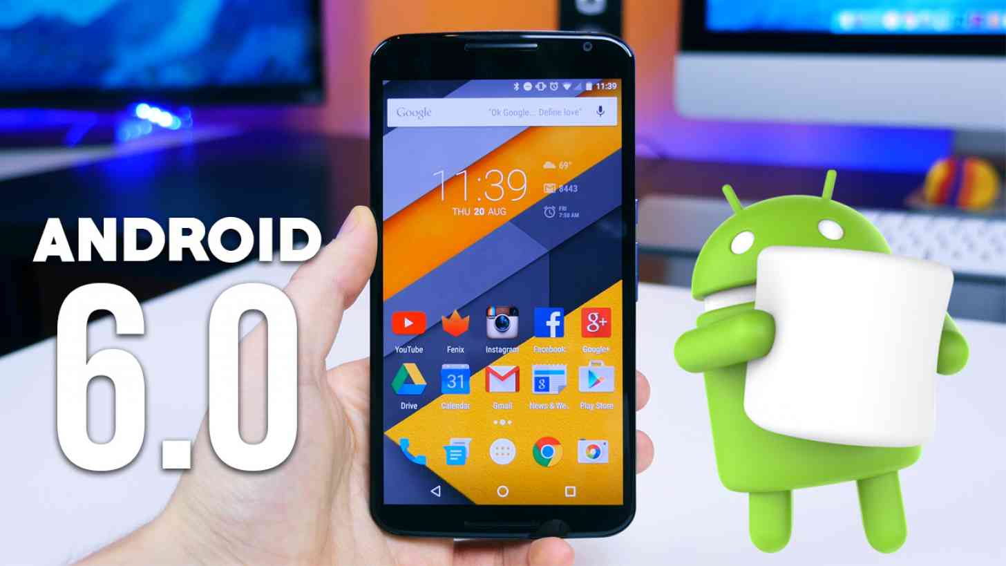 samsung con android marshmallow