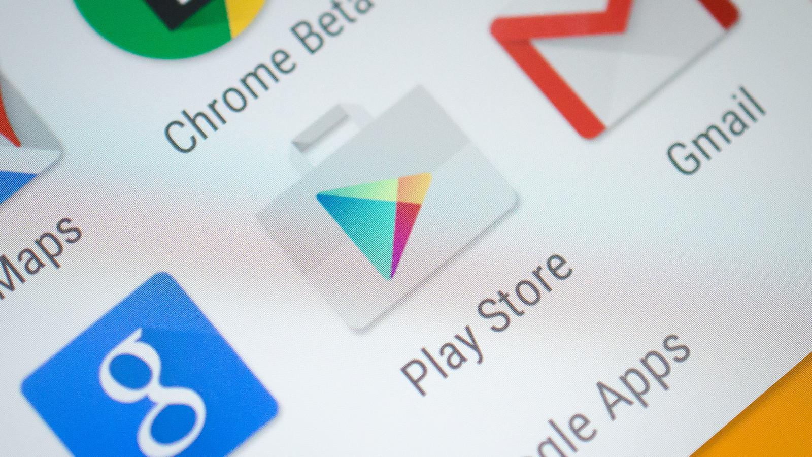 Actualizar Google Play Store manualmente