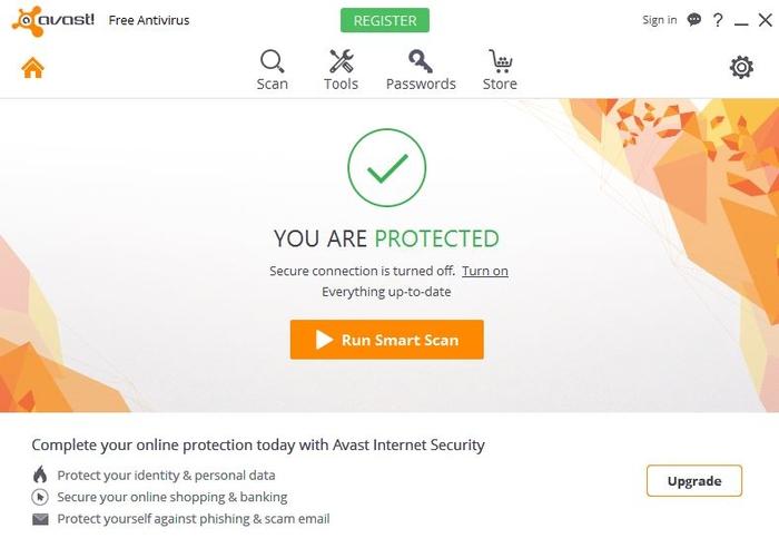 Antivirus gratis 2016 1