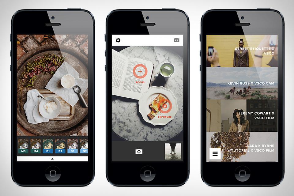 Aplicaciones edición fotografías 2