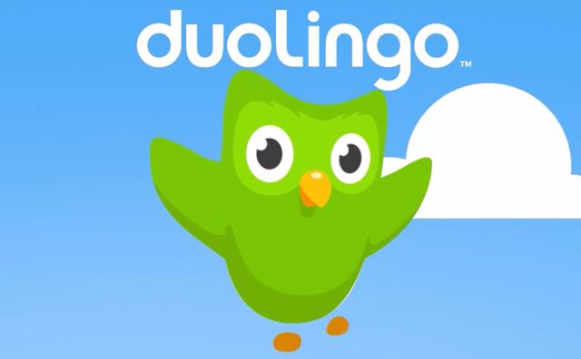 Aplicaciones para aprender inglés duolingo