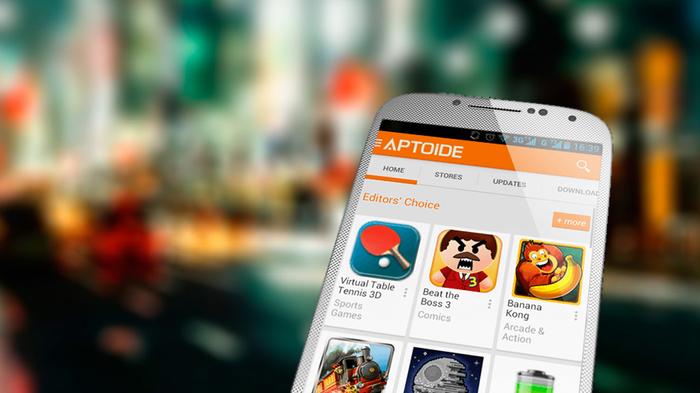 Descargar aplicaciones gratis para Android con aptoide