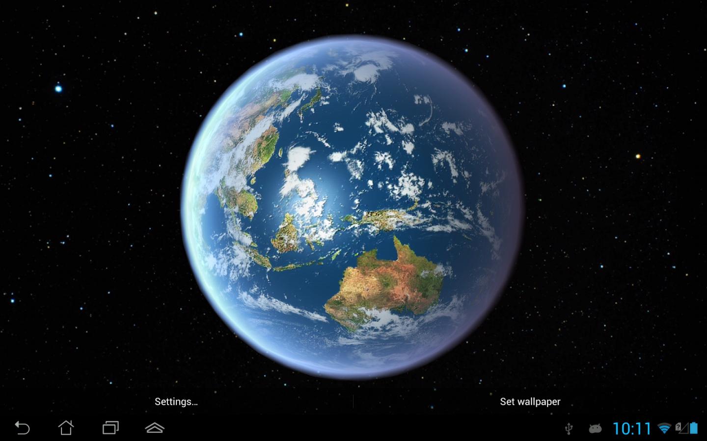 Fondos de pantalla animados para android rwwes for Immagini 3d hd