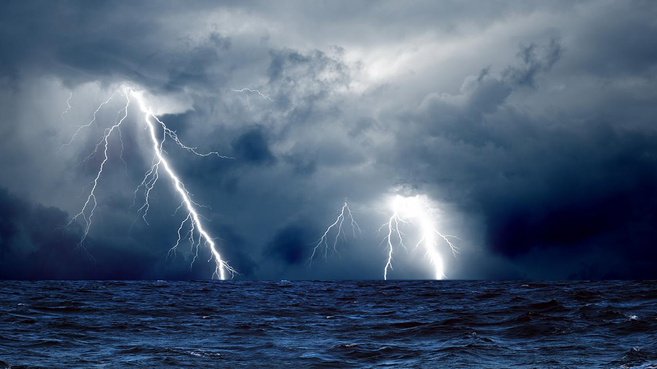 Fondos de pantalla animados para Android tormenta