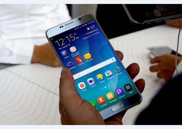 Galaxy S6 Marshmallow 1