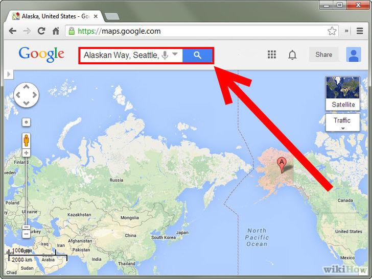Google Maps coordenadas 3