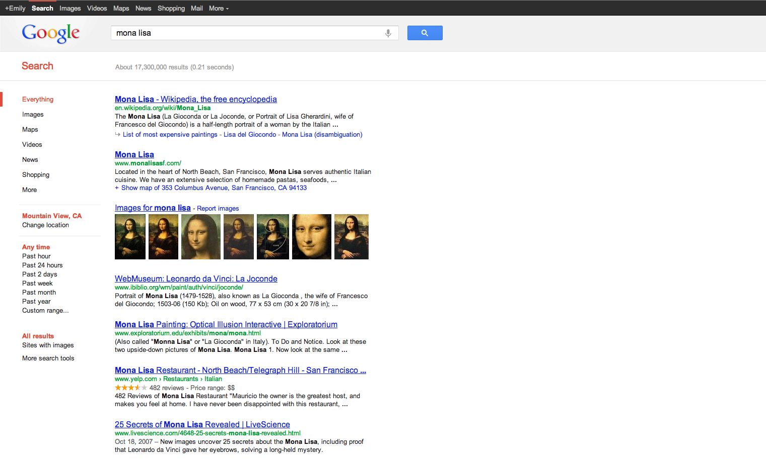 Google imágenes trucos 2