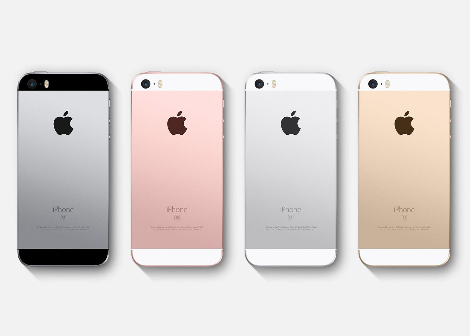 Los mejores teléfonos compactos apple iphone s6