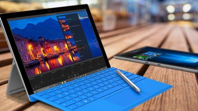 Microsoft Surface Pro 5 2