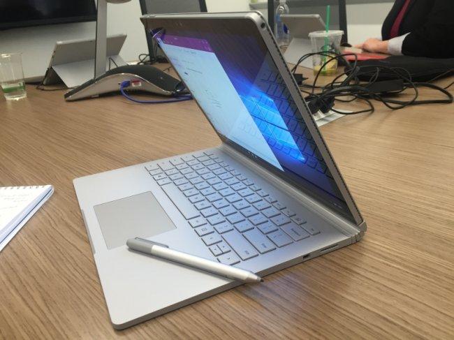 Microsoft Surface Pro 5 3