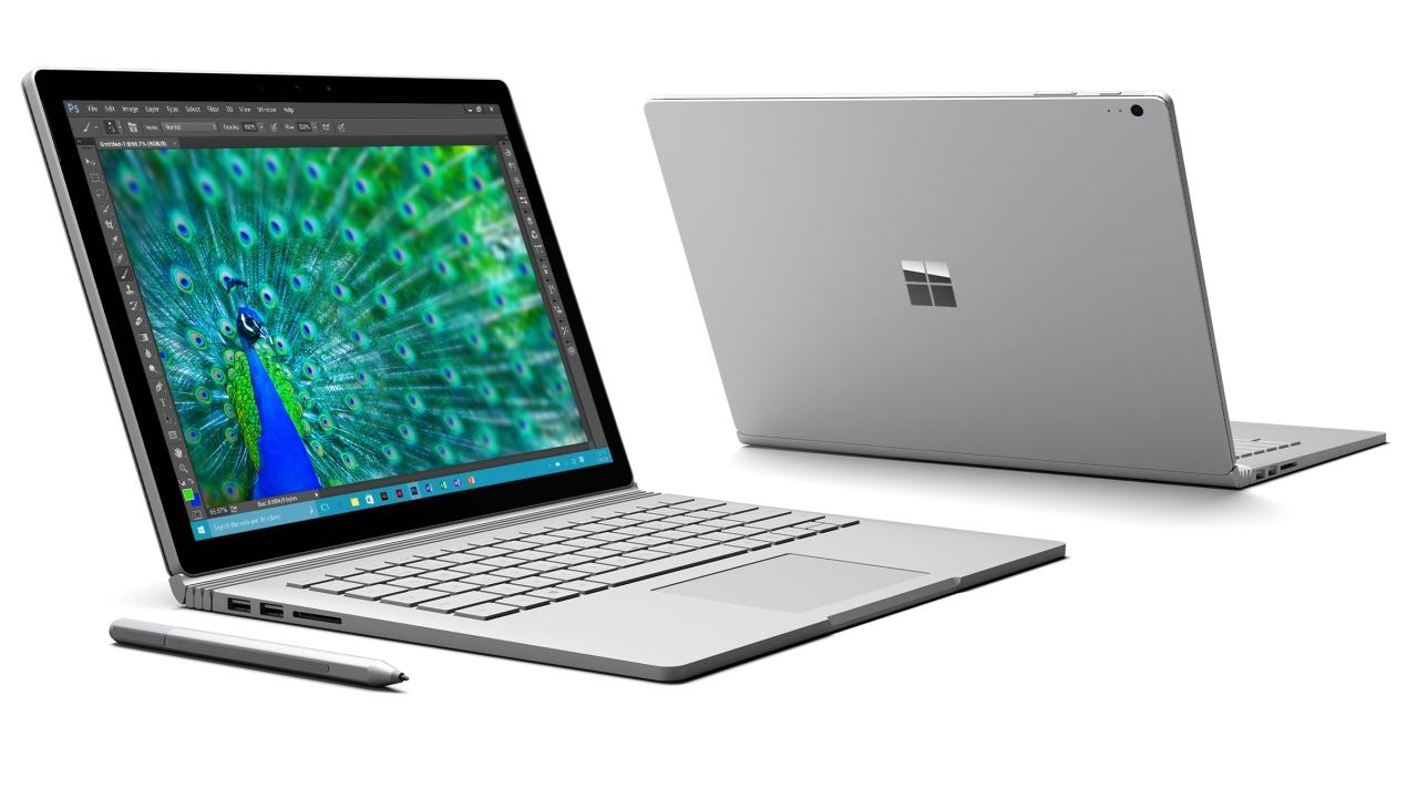 Microsoft Surface Pro 5 4