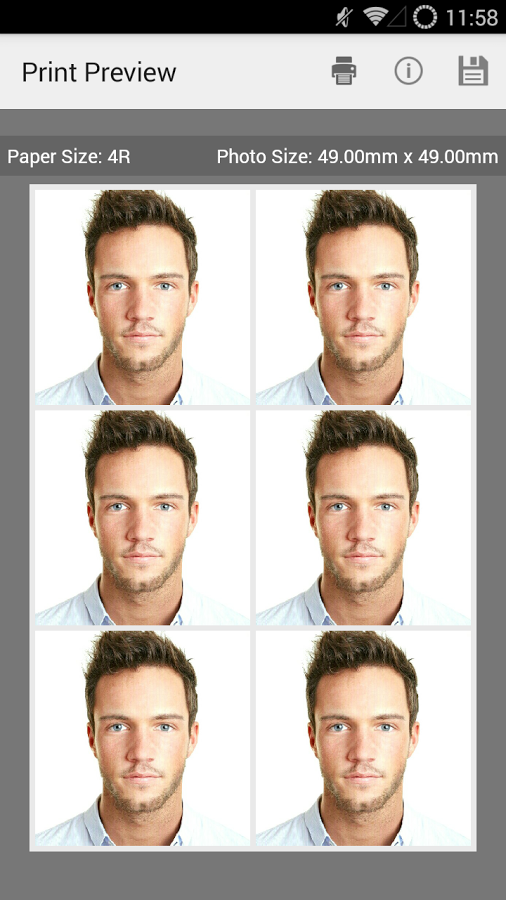 Passport Photo ID Studio 2