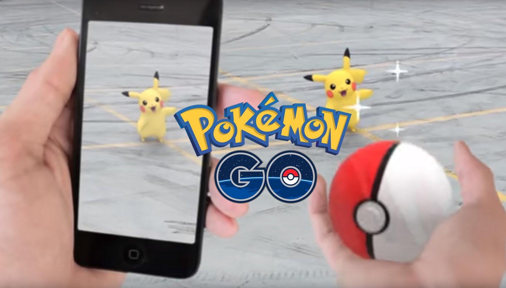 Reiniciar cuenta de Pokémon Go