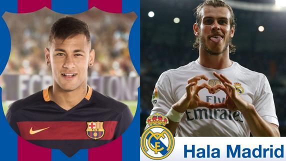 Poner escudo del Real Madrid o FC Barcelona en el perfil de Facebook