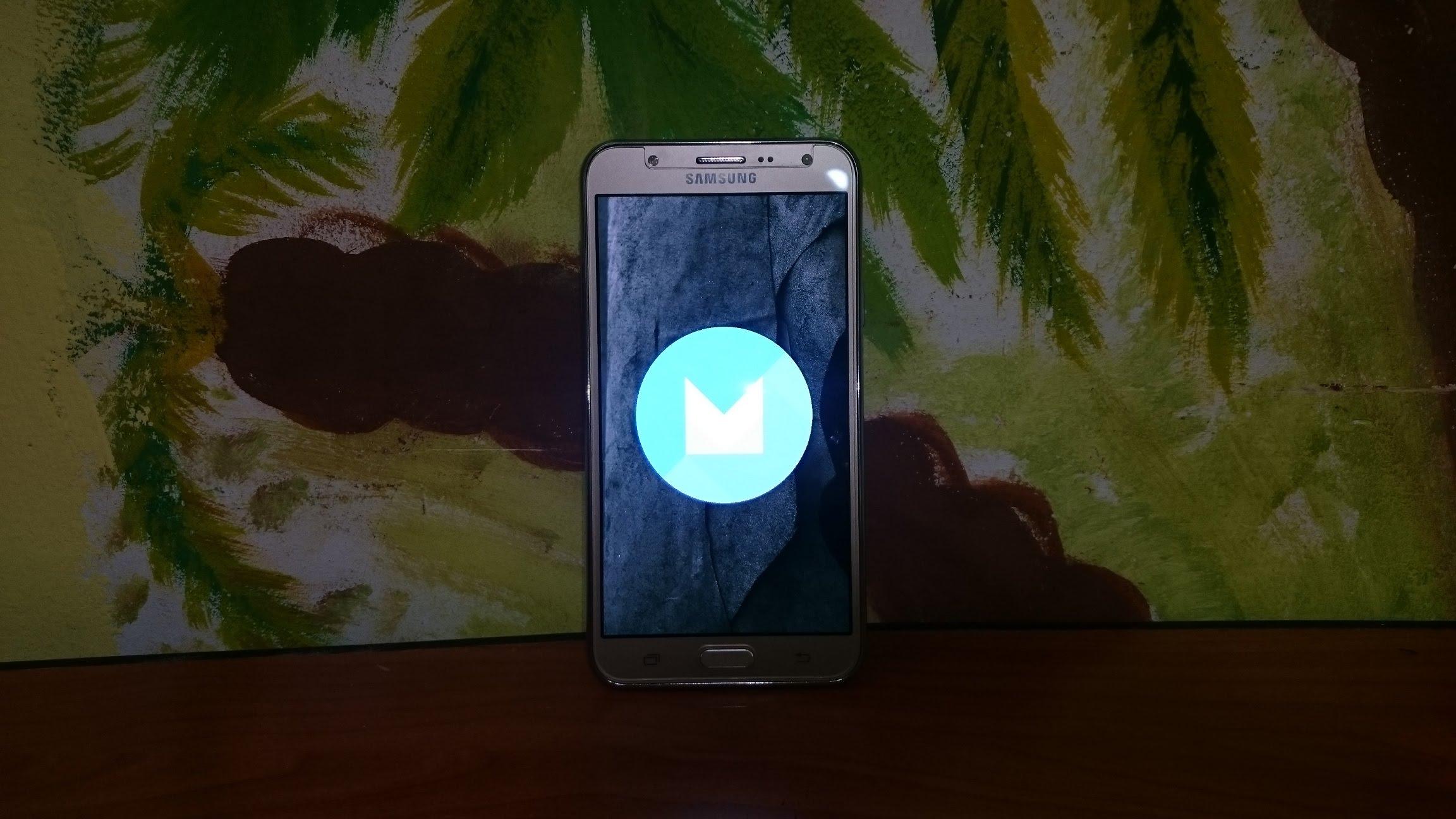 Samsung Galaxy J7 Marshmallow 1