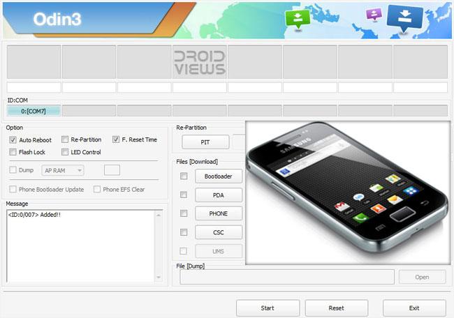 Samsung Odín 2