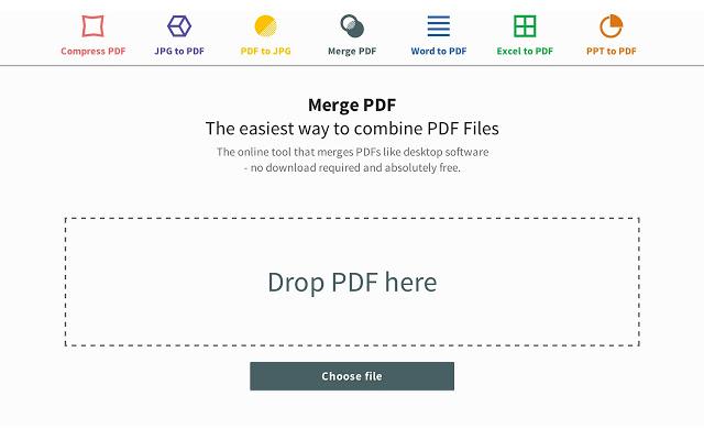 Unir PDFs 1