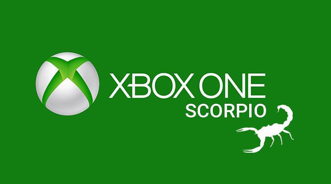Xbox Scorpio 3