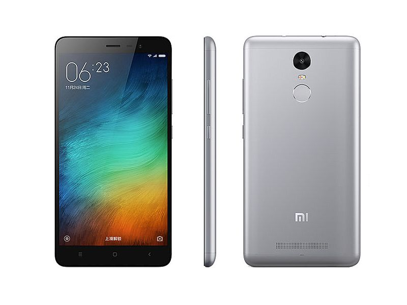 Xiaomi Redmi Note 3 vs Moto G4 Plus 2