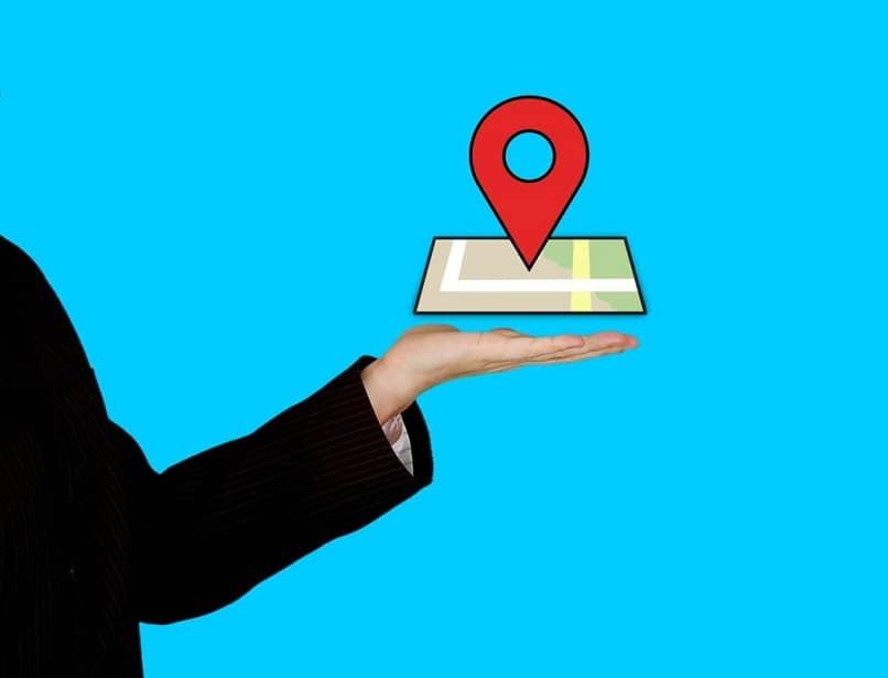 latitud y longitud de google maps
