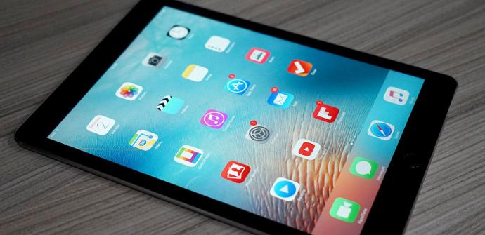 iPad Pro 9.7 iOS 9.3.2 1