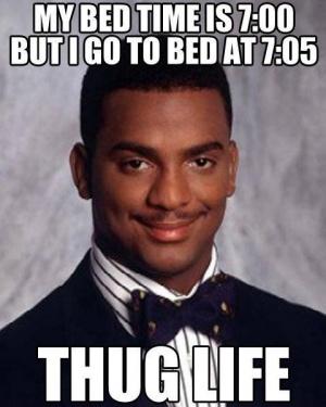 memes thug life