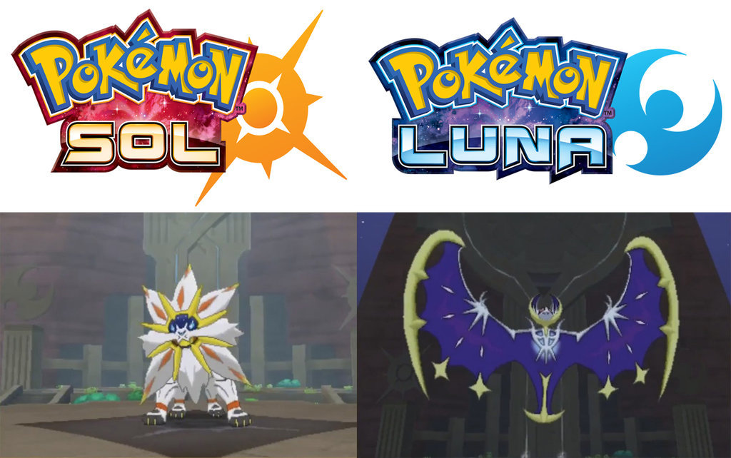 rumores pokemon sol y luna
