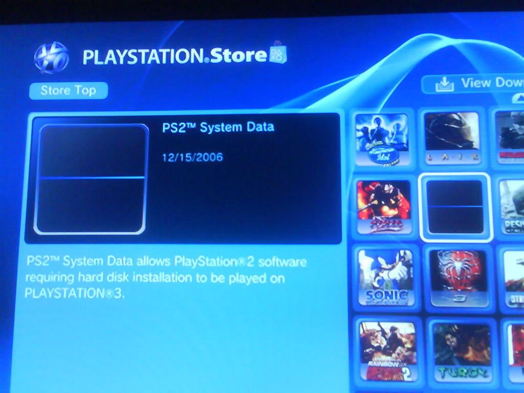 Aplicaciones para PlayStation 3