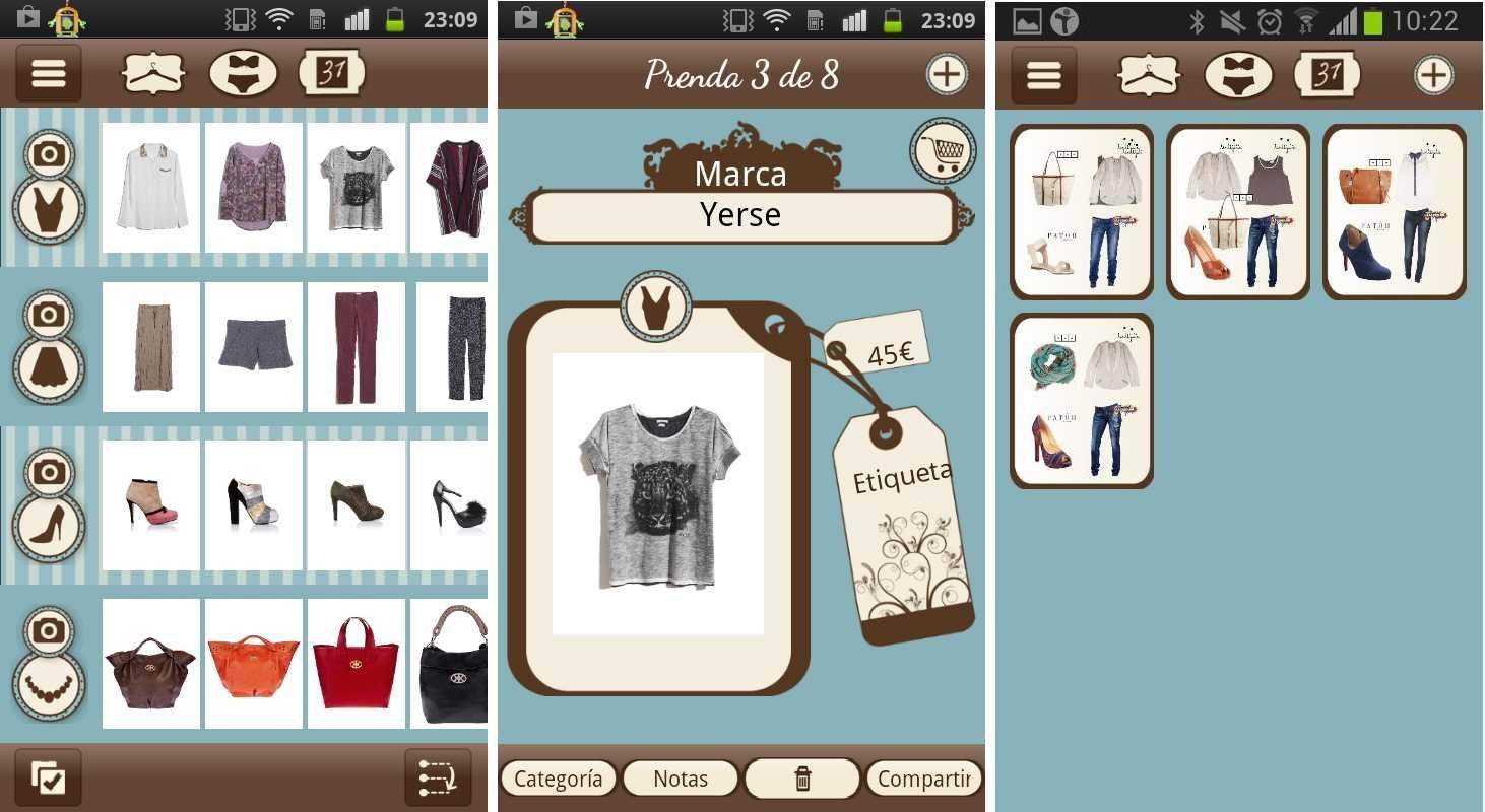 Aplicaciones para mujeres que son imprescindibles mira for Aplicacion para disenar armarios