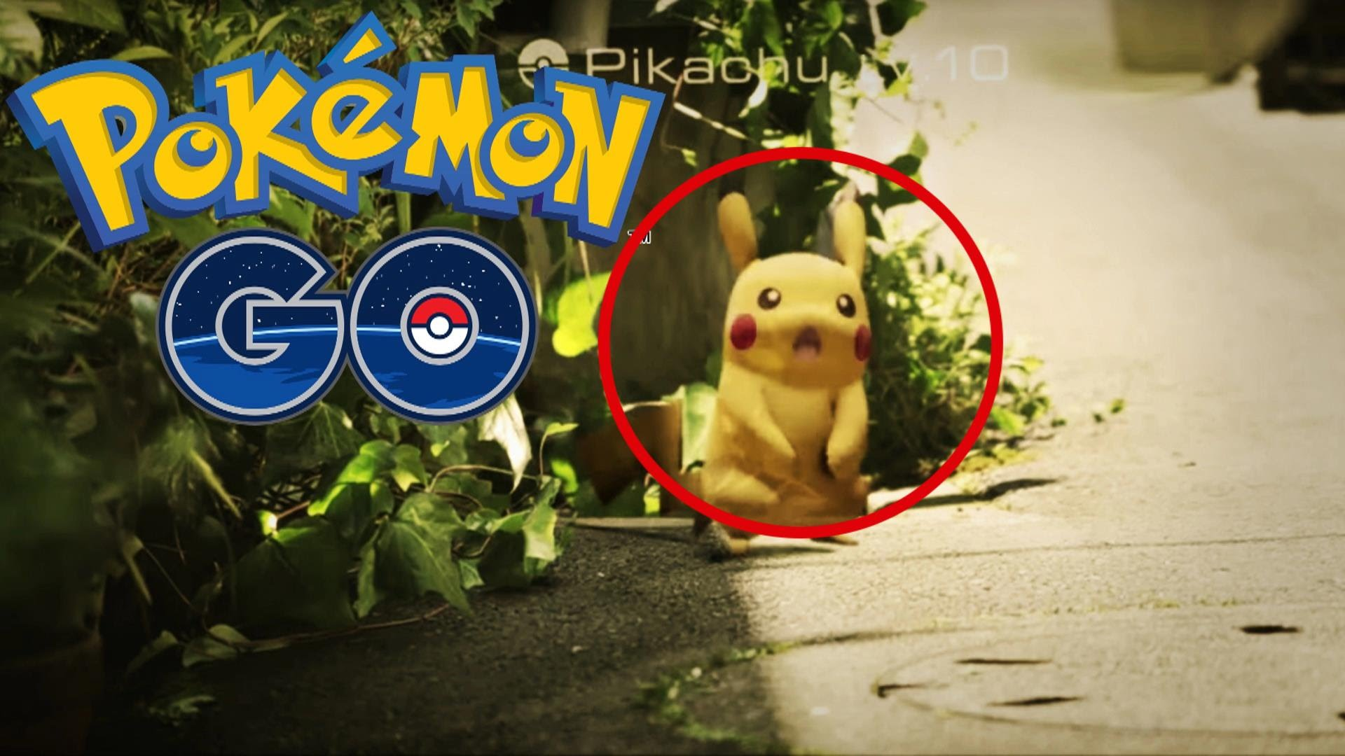 Capturar pokémons fácilmente en Pokémon Go