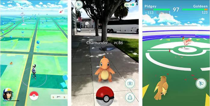 Conquistar gimnasios Pokémon Go