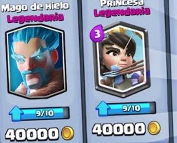 Consejos comprar cartas Clash Royale