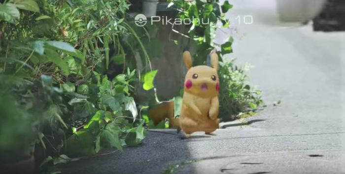 Consumo de batería de Pokémon Go