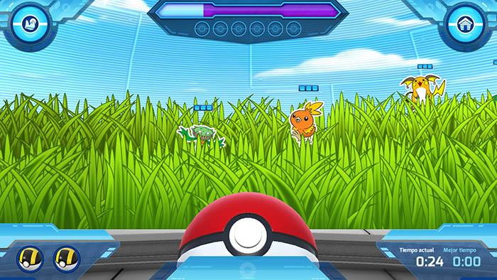 Descargar Campamento Pokémon Android 2