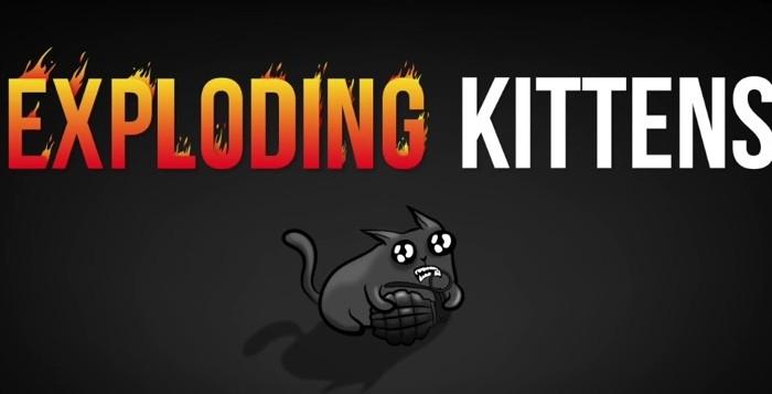 Descargar Exploding Kittens Android