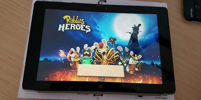 Descargar Rabbids Heroes APK Android