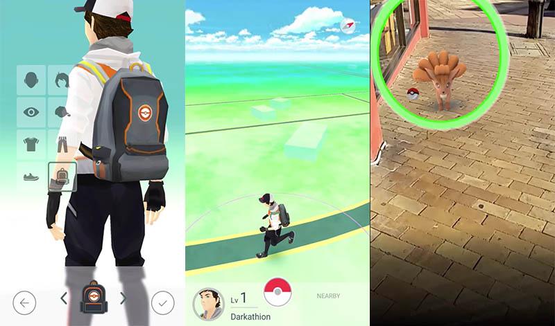 Descargar el APK de Pokémon Go