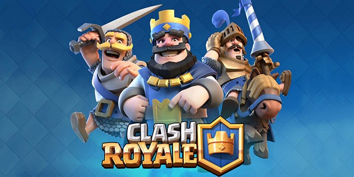 Dos cuentas Clash Royale