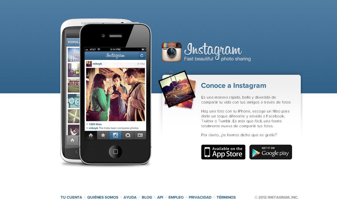 Eliminar cuenta Instagram 1