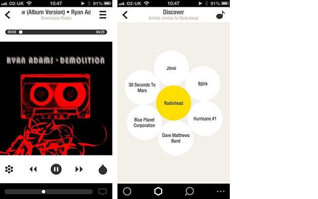 aplicacion para escuchar musica sin internet iphone 6