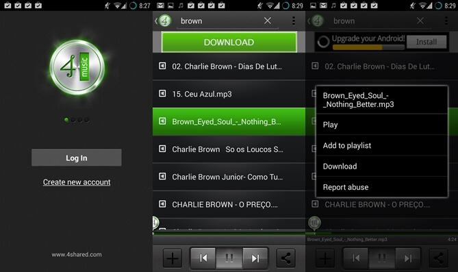 Escuchar música desde el móvil sin conexión 6