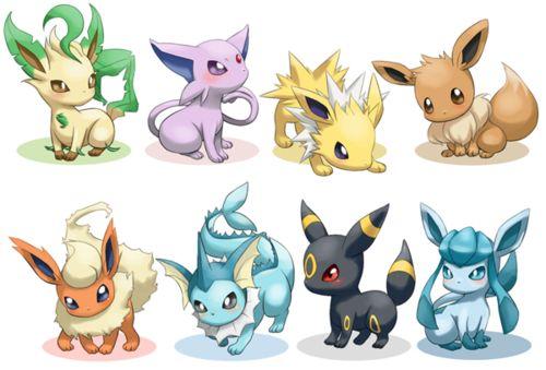 Evolucionar a Eevee en Pokémon Go