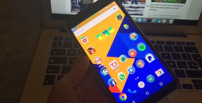 GIF fondo de pantalla Android